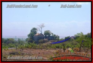 Exotic PROPERTY 750 m2 LAND FOR SALE IN JIMBARAN TJJI079