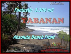 Affordable PROPERTY TABANAN BALI 2,345 m2 LAND FOR SALE TJTB158