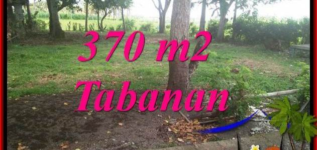Affordable PROPERTY 370 m2 LAND SALE IN TABANAN SELEMADEG TJTB383