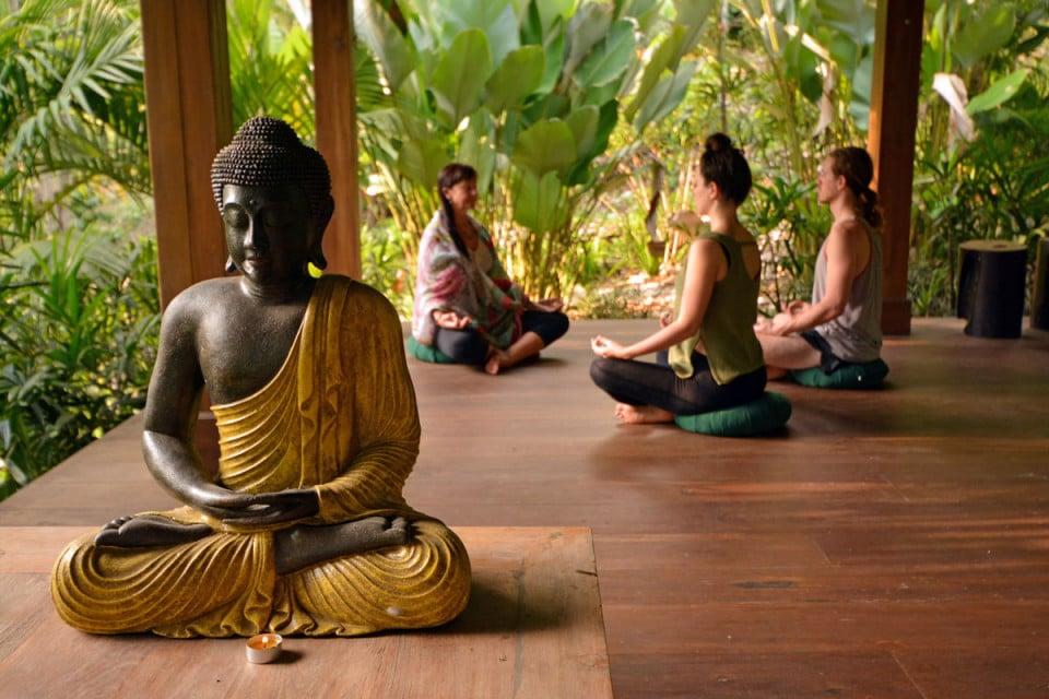 Yoga Bali Ubud