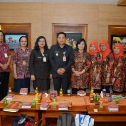 LAN RI, Angkat Inovasi Pelayanan Publik Kota Denpasar ke Tingkat Nasional