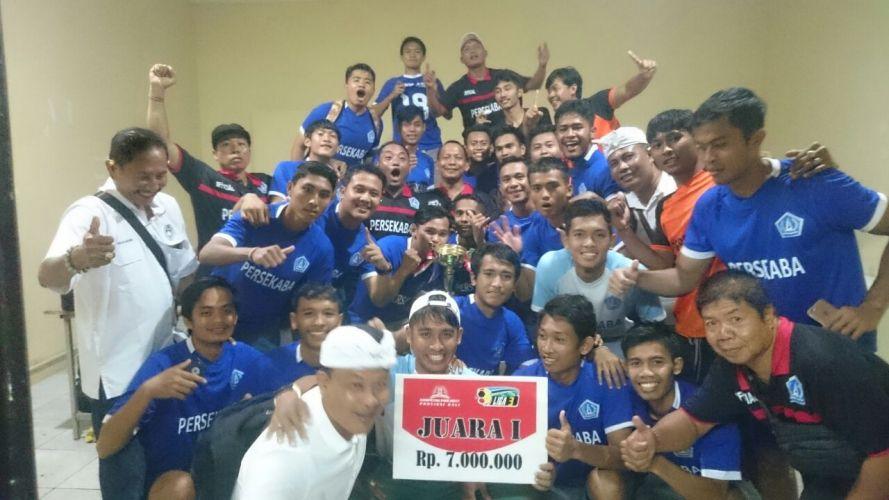 Menang Adu Penalti, Persekaba Juara Liga 3 Wilayah Bali