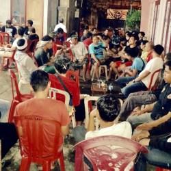 Ratusan Pemuda dari 13 Desa di Karangasem Gabung Jadi Relawan Koster-Ace