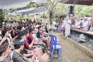 Asuransi Sulinggih, Nelayan dan Pekaseh Jadi Program Prioritas Mantra-Kerta