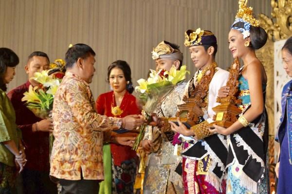 Grand Final Pemilihan Teruna Teruni Denpasar 2018 Lestarikan Budaya dan Tradisi