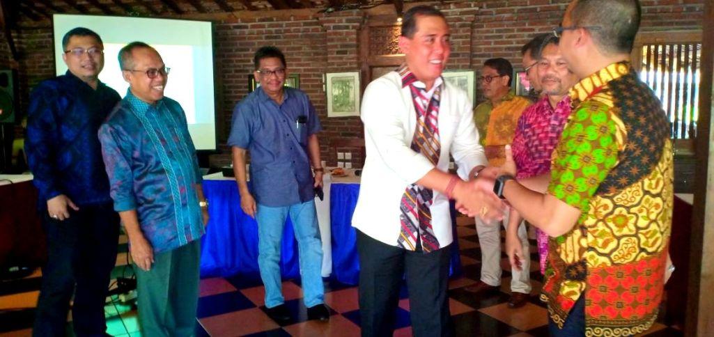 Audiensi dengan DPR-RI, Asippindo Harapkan UU Penjaminan Bisa Diterapkan Tahun 2019