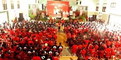Warga Kampung Halaman Sudikerta, Bulat Dukung Koster-Ace
