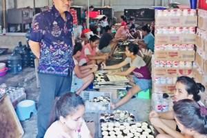 NPL rendah 0,8 Persen, KUR Sudah Dimanfaatkan Oleh UMKM Denpasar