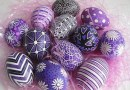 Cara Unik Menghias Telur Paskah