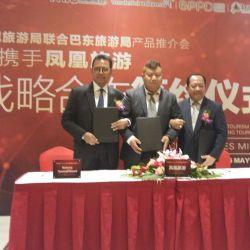 Target 2 Juta Turis, Badung Tourism Authority & Badung Tourism Board Promosi ke Tiongkok