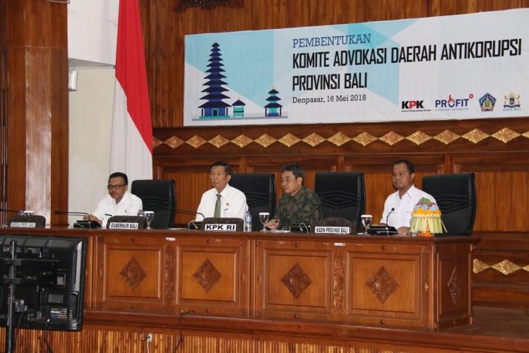 KAD Anti KorupsiDiharapkan Mampu Berantas Korupsi di Bali