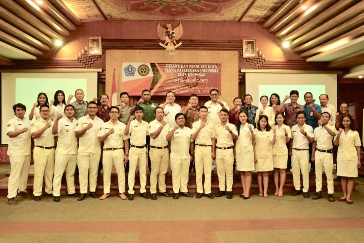 Pengurus PPI Denpasar Periode 2017-2022 Resmi Dilantik
