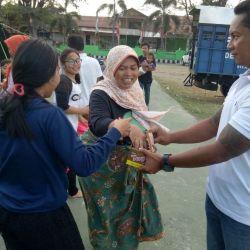 Merasa Senasib Pasca Erupsi Gunung Agung, Kelompok Masyarakat Besakih Bersatu Bantu Korban Gempa Lombok