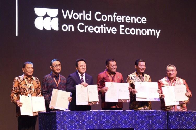 Ekonomi Kreatif Dukung Pembangunan