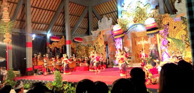 Tari Kreasi 'Mecurik-curikan' Lestarikan Permainan Tradisional Bali