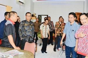 Kota Singkawang Adopsi Revitalisasi Pasar Rakyat Denpasar