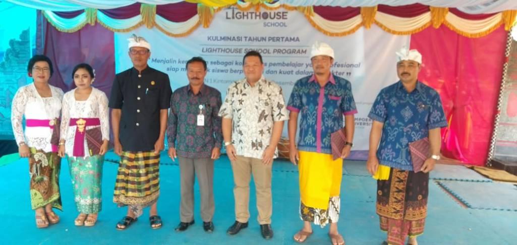 Pemerintah Provinsi Bali Bersama Usaha Tegas melalui Putera Sampoerna Foundation Meningkatkan Kualitas Pendidikan di SMAN 1 Kintamani