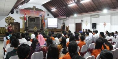 Bentara Muda Bali Goes To Campus Mengetengahkan Putar Film dan Sosialisasi