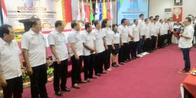 TKN Jokowi-Ma'ruf Amin Optimis Bali Menang Besar