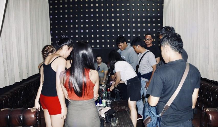 Polda Razia Hiburan Malam, Empat Orang Pengunjung Dinyatakan Positif Narkoba