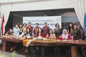 Refleksi Akhir Tahun DPD IWAPI Bali, Semangat Berkarya untuk UMKM Bali