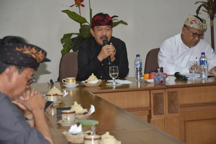 Komit Genjot Promosi Pariwisata Bali, Wagub Cok Ace Pertemukan Pelaku Pariwisata