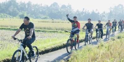 Desa Sayan Gerakkan Potensi Kaum Milenial