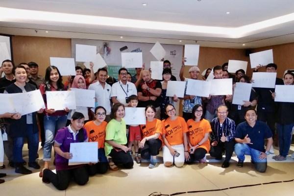 Ricky Fauziyani: Sketsa Sarana Efektif Promosikan Pariwisata Indonesia