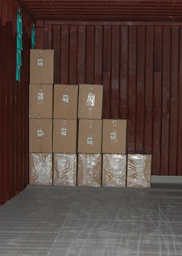 bali shipping service