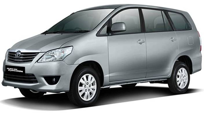 Bali Car Rental Innova Feature