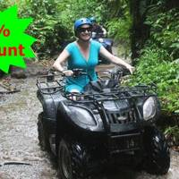 Bali ATV Ride Taro Adventure
