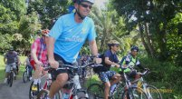 Ferring Pharmaceuticals – Bali Cycling Treasure Hunt Rafting