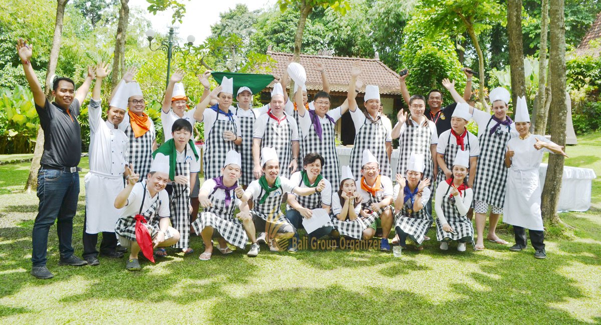 Mobotix – Bali MasterChef Cooking Competition