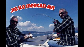 Jig ile mercan avı
