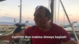3 Karadeniz'li Akdeniz'de Orkinos tutmaya kalkarsa…