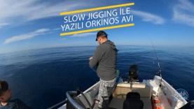 Slow jigging ile balık avı