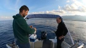 Karadenizli uşağum Akdeniz'de fangri balığı yakalarsa?