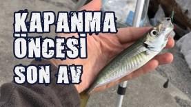Coivd19 Kapanma Öncesi Son Çapari Balıkçılığı
