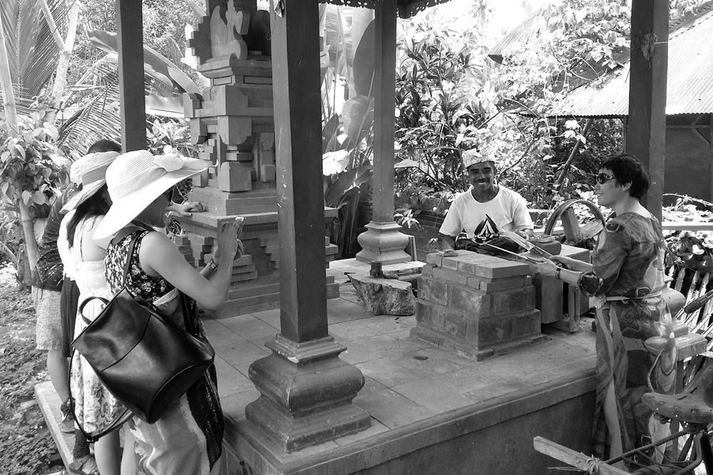 Ancient Bali Tour Bongkasa Village – Half Day Tour 06