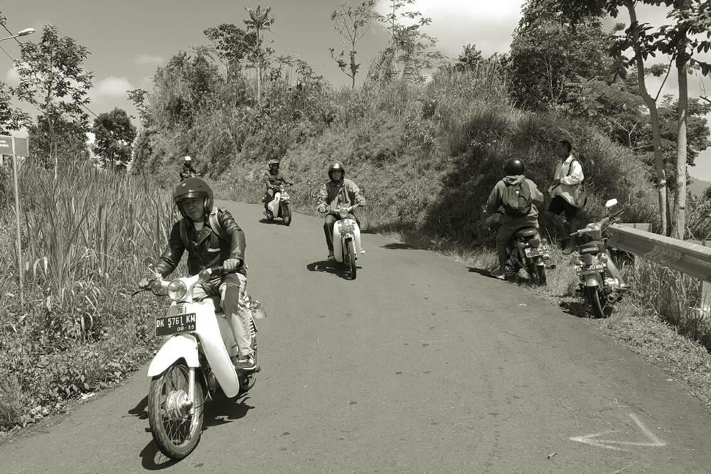 Ancient Bali Tour with Motor Cetul LTP