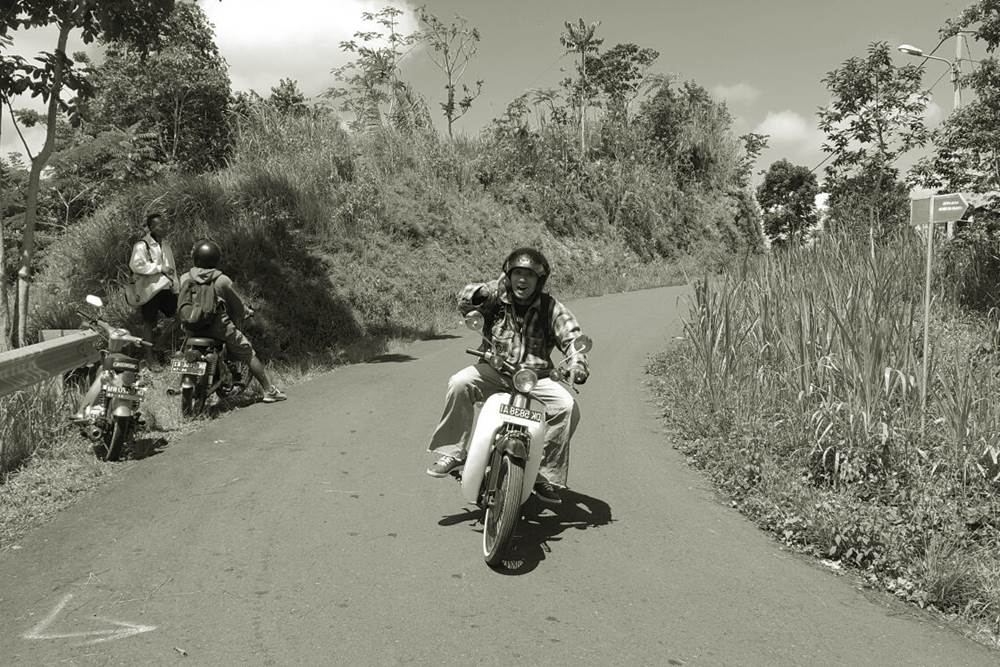 Ancient Bali Tour with Motor Cetul