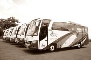 Bus Rent at Bali Kuno 02
