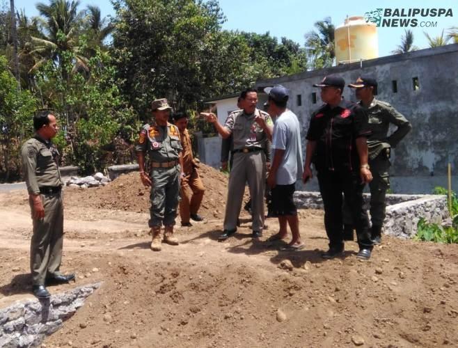 Tak Berizin Pembangunan Rumah Kos Distop