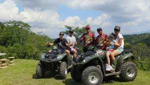 ATV Quad Bike Adventure Bali - Best family quad biking in Bali