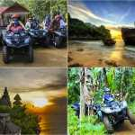Bali Quad Bike Ubud and Uluwatu Sunset Tour