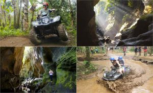 Bali Quad Biking Hidden Canyon Tour