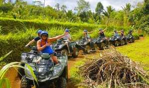 Bali Quad Bike and Rafting Package