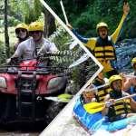 bali atv ride and white water rafting