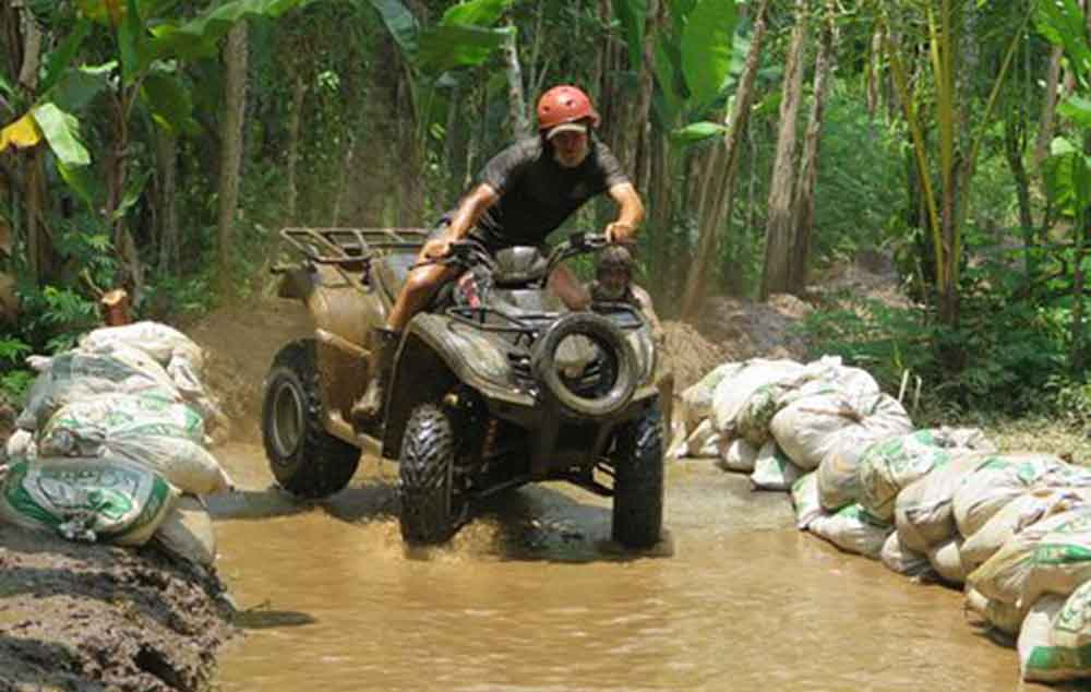 Bali ATV Ride Ubud | Best ATV Quad Bike Ride in Bali