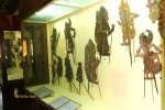 shadow puppet, bali, museum, bali museum, denpasar, places, places to visit, collections